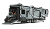 Fifth Wheel Toy Hauler RV