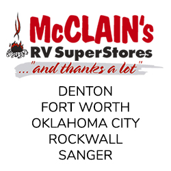 RV Dealer In Texas and Oklahoma | McClain's RV Super Store